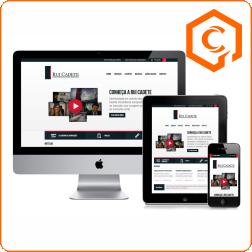 Criação de Sites Responsivos Gráfica em Bauru